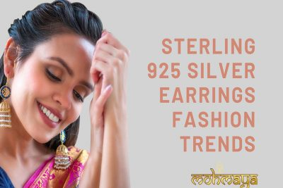 Sterling 925 Silver Earrings Fashion Trends in Year 2021