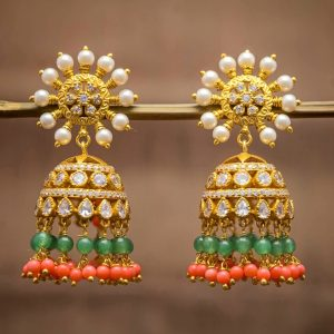 indian jhumka earrings online