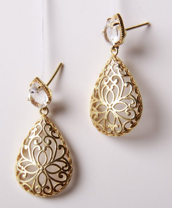 Sparkly Night earrings