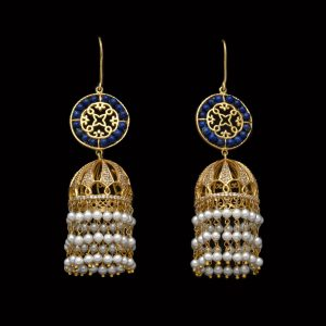 True Blue Women's Earrings