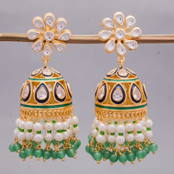 A Green Dream Earrings
