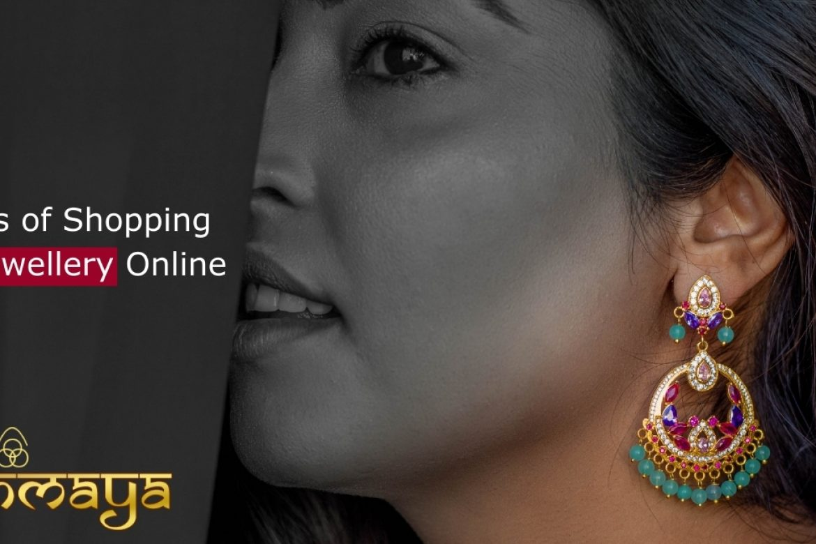 Benefits of Shopping for Silver Jewellery Online