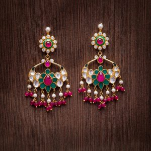Colour Her World Earrings